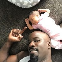 Mike Colter Welcomes Baby as Luke CageIs Canceled: 'As One Door Closes, Another Has Opened'