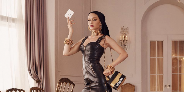 Moschino x H&M's First Ad Campaign Features Gigi Hadid