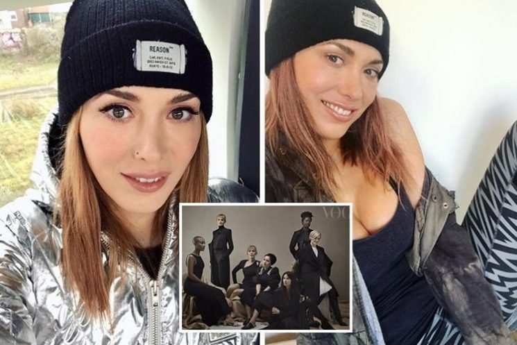 Who is Paris Lees? First openly transgender model in British Vogue and Celebrity Island 2018 star who pulled out of CBB