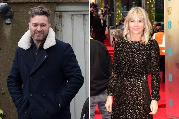 Who is Zoe Ball's boyfriend Michael Reed? Construction boss dating the Strictly: It Takes Two host