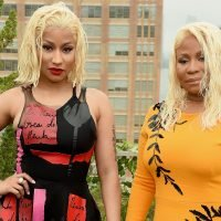 Nicki Minaj's mom doesn't want to be an outfit repeater