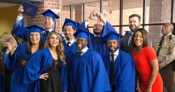 Box Office: 'Night School' Opening Stomps 'Smallfoot'