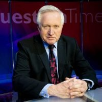 Who's on Question Time tonight? James Cleverly, Keir Starmer, Nish Kumar, Michael Dobbs and Zanny Minton Beddoes