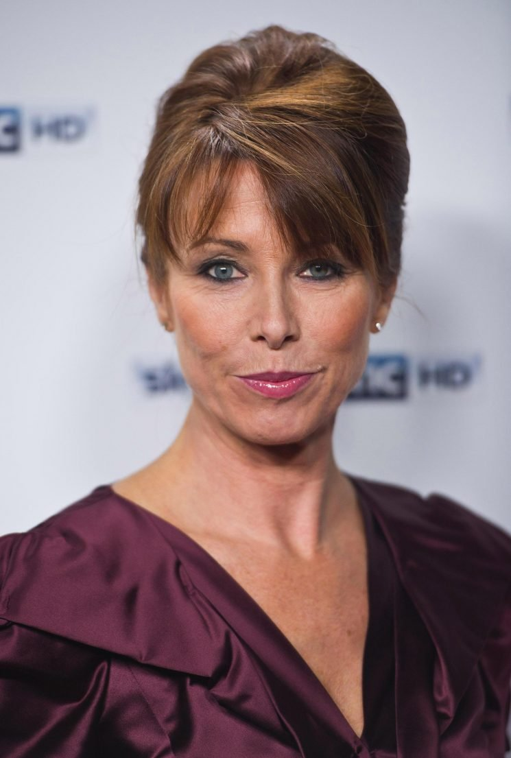 How old is Kay Burley and how long has the Celebrity Hunted star been on Sky News?