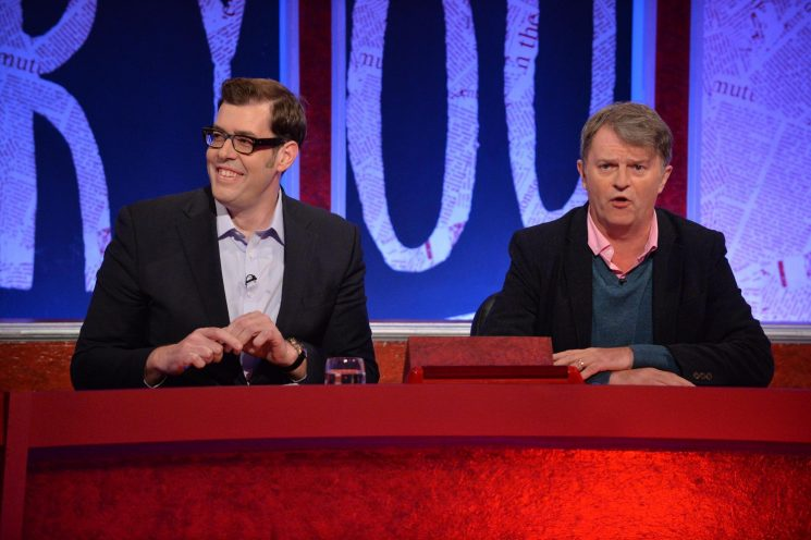 When does Have I Got News For You series 56 start on BBC One and who's guest hosting with Paul Merton and Ian Hislop?