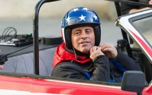 Who are the new Top Gear hosts and why did Matt LeBlanc quit the show?