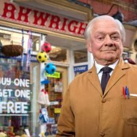 What time is Still Open All Hours on BBC One tonight, who is in the cast with Sir David Jason and what's it about?
