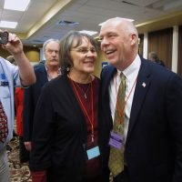 Who is Greg Gianforte, what did he do to Guardian reporter Ben Jacobs and what did Donald Trump say about it?