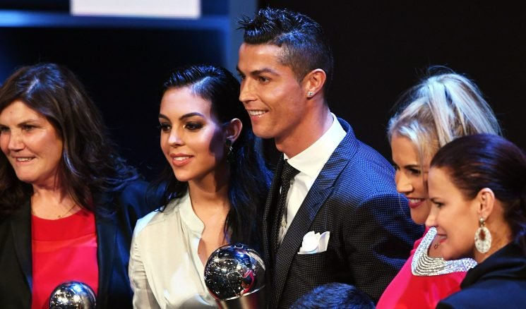 Who is Georgina Rodriguez? Cristiano Ronaldo's girlfriend, mother of his daughter Alana and model