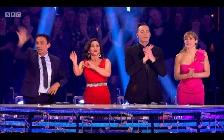 When is the next Strictly Come Dancing contestant announced and how is the line-up being revealed?