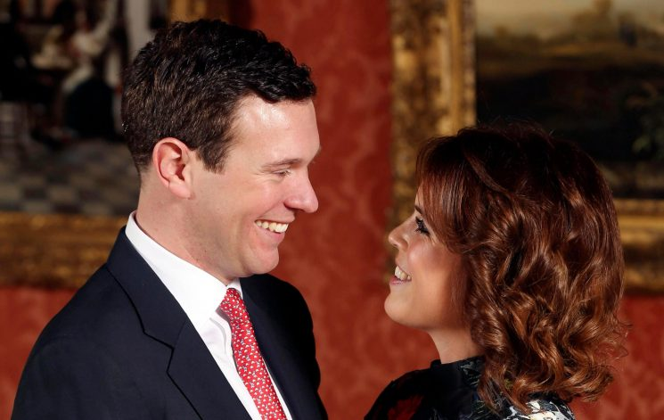 Will Jack Brooksbank get a royal title after he marries Princess Eugenie?