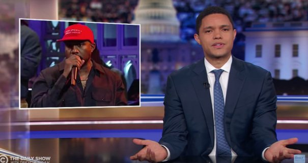 Kanye West Jokes Write Themselves For Late Night Hosts; Jimmy Kimmel Says Only Thing Missing Is Hospital Bracelets
