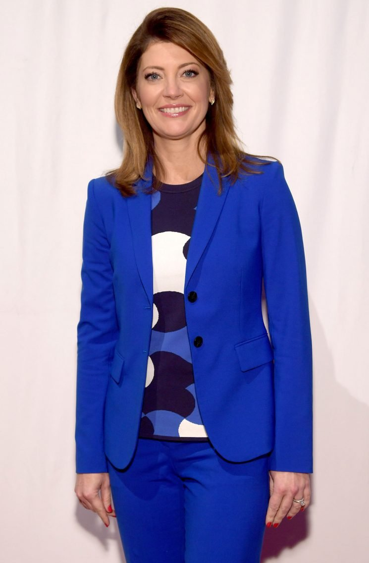 Norah O'Donnell Wins Emmy for Exposing U.S. Air Force Academy Sexual Abuse Cases