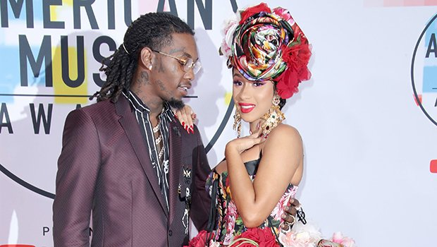 Offset Was Cardi B's Biggest Fan During AMAs Performance: It Was A Message To Nicki Minaj