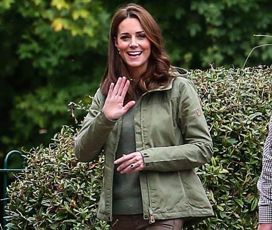Open Post: Hosted By Duchess Kate's Grand Return From Maternity Leave