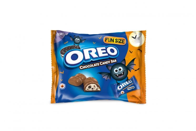 Oreo Unveils New Bite-Size Candy Bars for Halloween