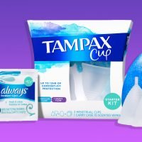 What You Need to Know About Tampax's New Menstrual Cup