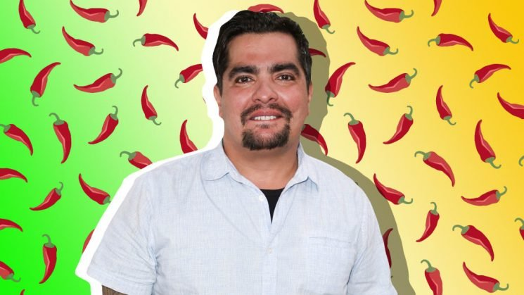 Between Cobra Heart & Rodent, Here's What Chef Aarón Sanchez Would Rather Eat