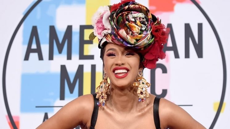 Guess How Much Money Cardi B Refused for Pictures of Baby Kulture