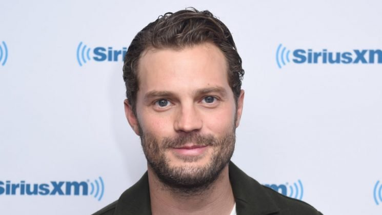 Jamie Dornan Was a Drunken 'Pooh' Character at His Daughter's Birthday