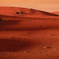 A New Study Suggests Perchlorates Found In The Soils Of Mars Are Created By Electricity In Dust Storms