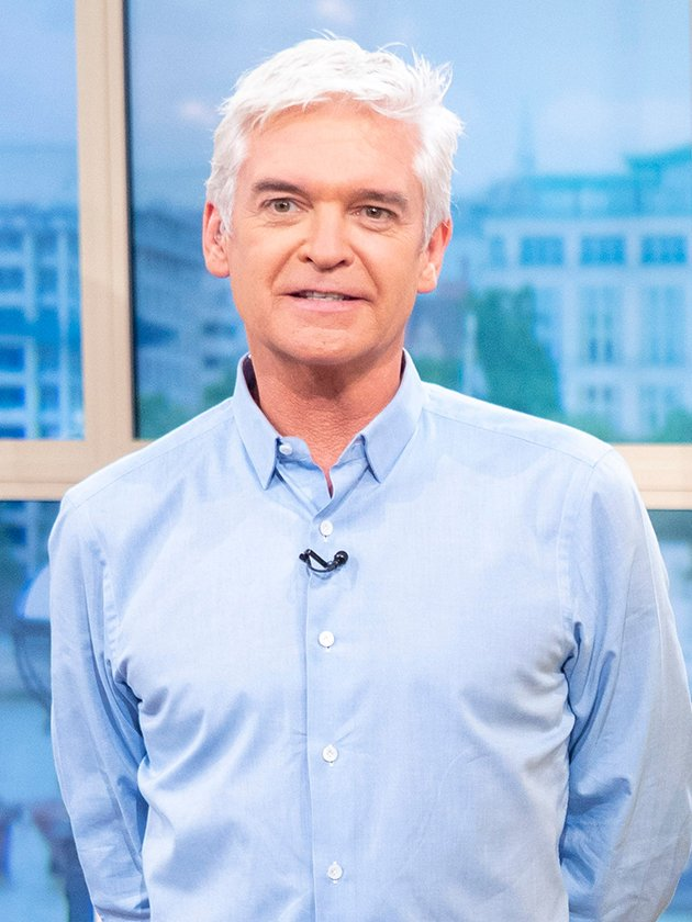 Phillip Schofield makes 'petty' dig at Fern Britton after This Morning row