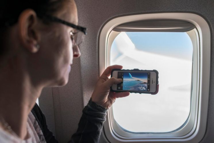 Dangerous reason why passengers must tell cabin crew if they lose their phone