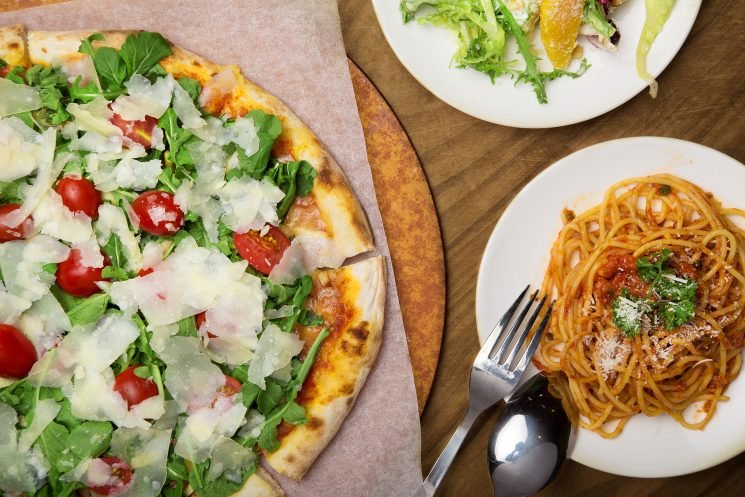 October Is National Pizza Month and National Pasta Month—Here's Where to Get the Best Deals