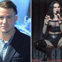 Channing Tatum 'dating Jessie J' after splitting from wife Jenna Dewan