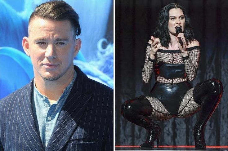 Channing Tatum 'dating Jessie J' after splitting from wife Jenna Dewan