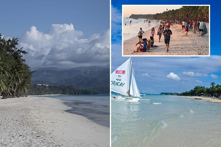 Boracay reopens to tourists in the Philippines after a four-month break to clean up the 'cesspool'