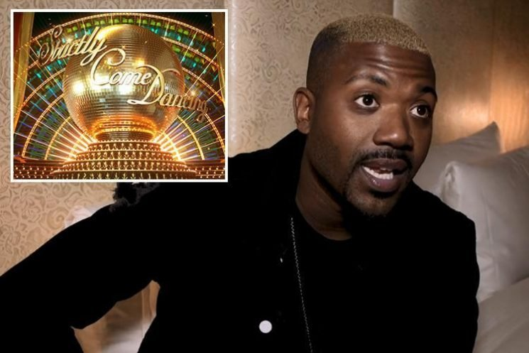 Kim Kardashian's ex Ray J reveals he's in talks to appear on Strictly Come Dancing