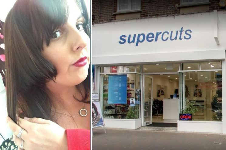 This woman 'didn't want to go out' after Supercuts salon left her hair looking like THIS