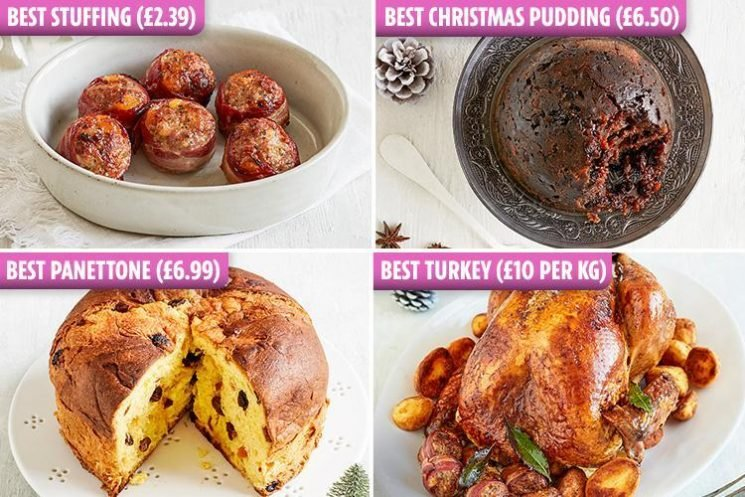 Morrisons £2 mince pies top BBC Good Food's blind Christmas taste test as top supermarket treats revealed