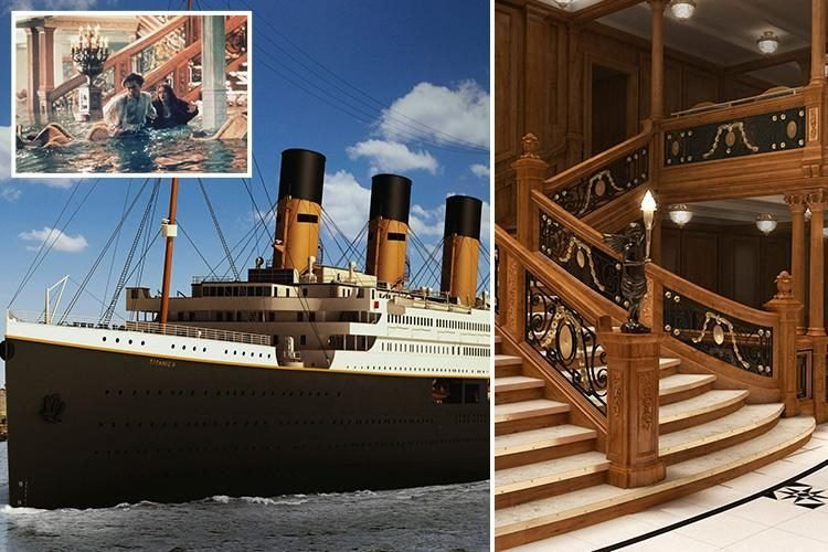Titanic II will set sail in 2022 and is a replica of the doomed ship – and will even follow the same route