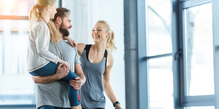 Why Gyms With Childcare Are a Game-Changer for Parents