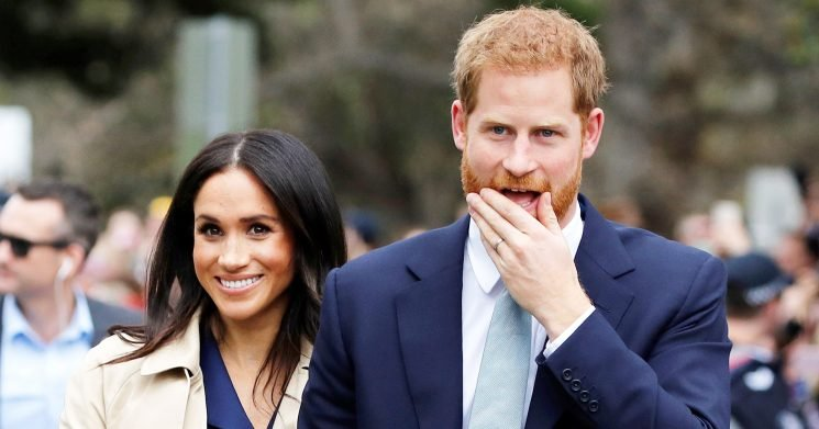 OMG! Pregnant Duchess Meghan Just Opened Up About Baby Names