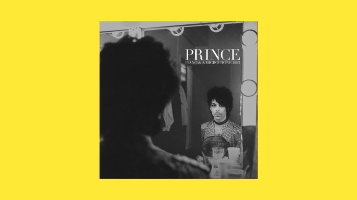 Album Review: Prince's 'Piano & a Microphone 1983'