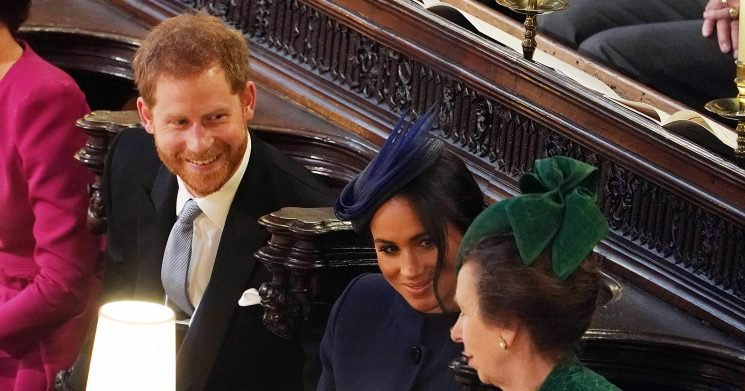 How the Royal Family Congratulated Meghan on Her Pregnancy