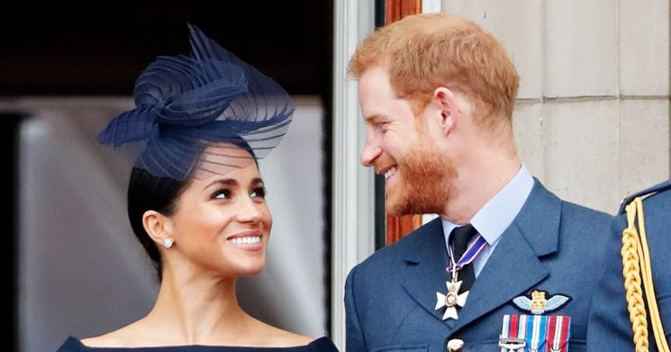 Twitter Is Overjoyed About Meghan and Harry's Baby News!