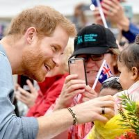 There's a Surprising Story Behind Prince Harry's New Ring