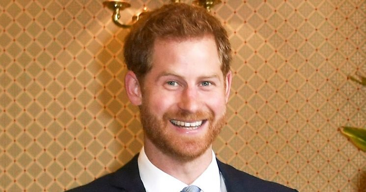 Prince Harry Gushes Over Meghan's Pregnancy in Adorable Way