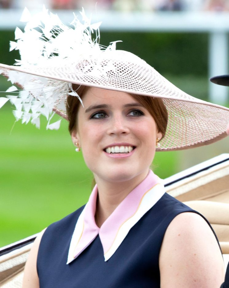 Will Princess Eugenie's Something Borrowed Be Her Mom's Tiara?