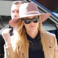 Reese Witherspoon Kicks Off Her Day with a Morning Meeting