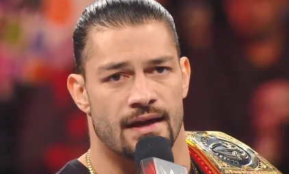 Roman Reigns: WWE Universal Champion has cancer after being diagnosed for second time having fought the disease for 11 years