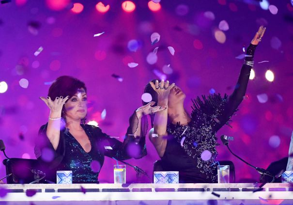 Sharon Osbourne Leaves The British Version Of 'The X Factor' Following Howard Stern Interview