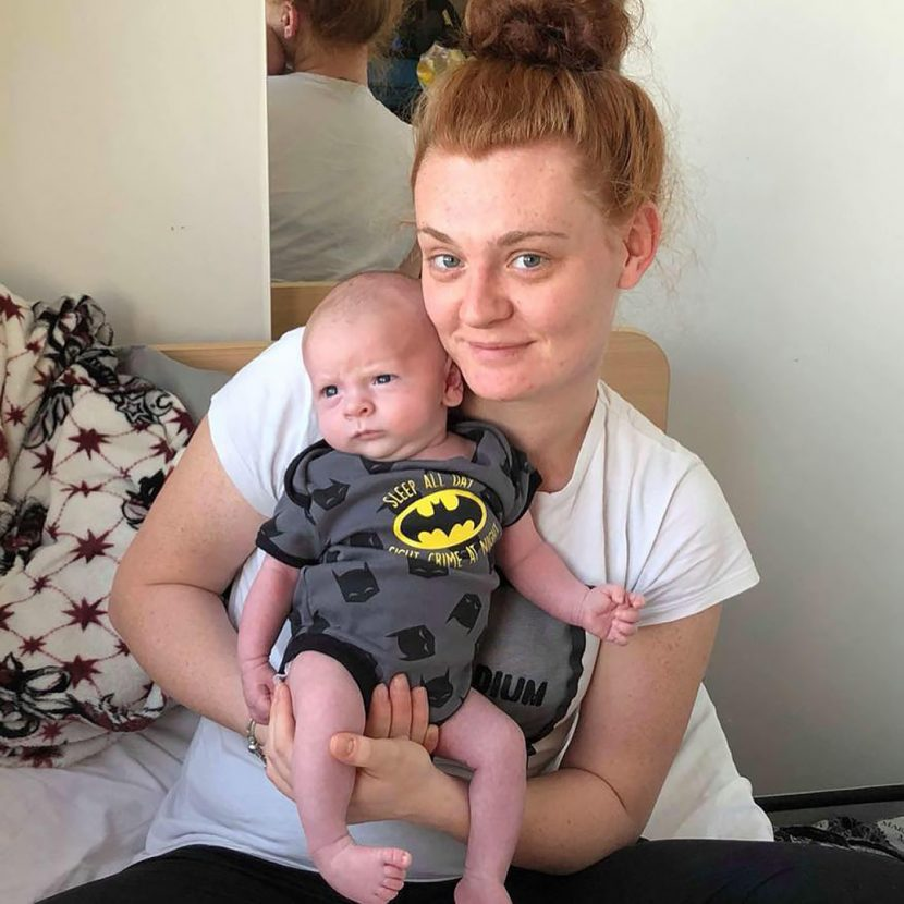 A Mom Speaks Out After Her Infant Contracts Herpes Simplex Virus