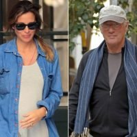 Richard Gere, 69, and Wife Alejandra, 35, Step Out in Madrid After Announcing Pregnancy