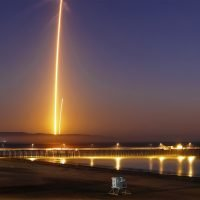 SpaceX rocket carrying Argentinian satellite takes off successfully