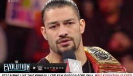 WWE's Roman Reigns Reveals His Leukemia Has Returned and Relinquishes His Championship Title